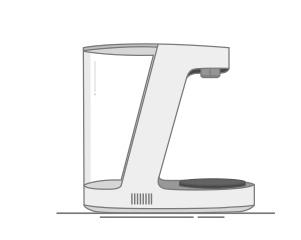 美邻小厨智能烹饪饮水一体机