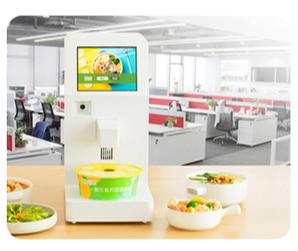 美邻小厨办公室智能烹饪设备应用场景