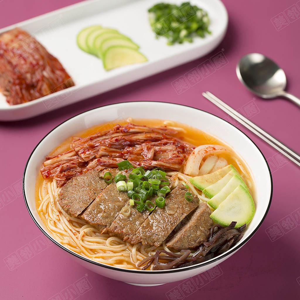 韩式泡菜猪排面