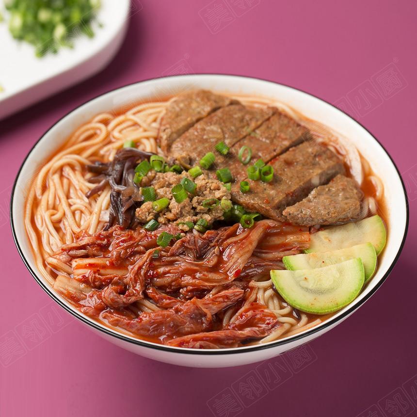 清国酱汤猪排面