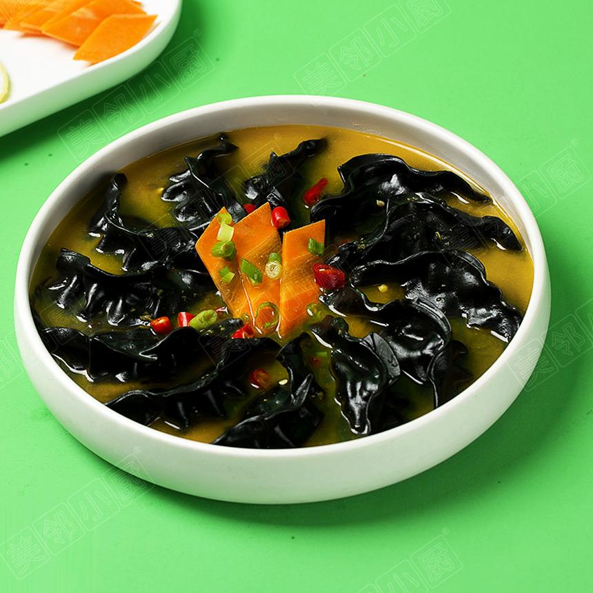 金汤墨鱼饺子