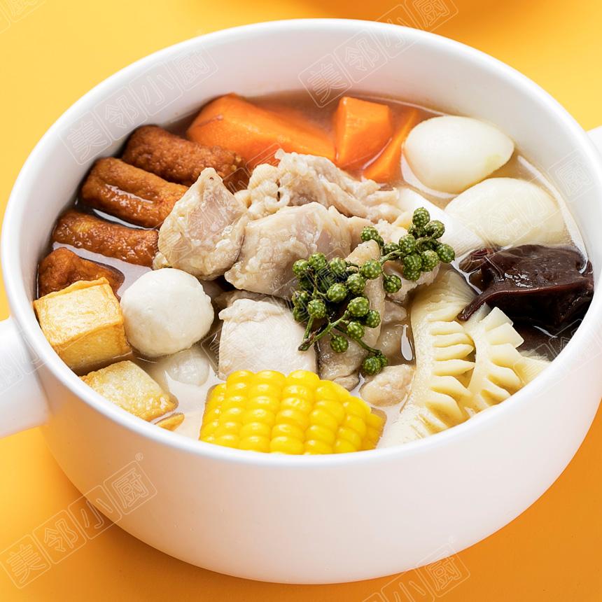 藤椒鸡火锅