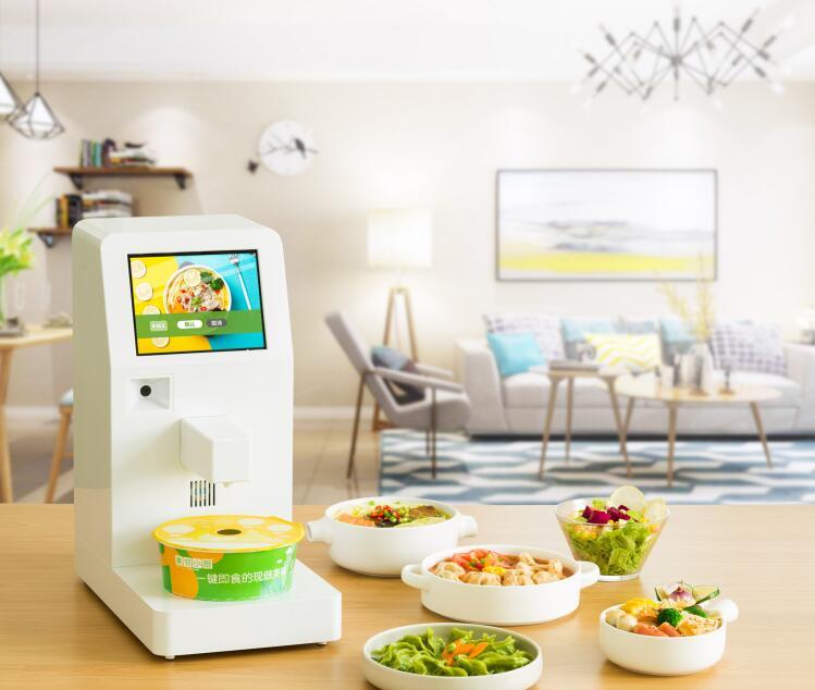 美邻小厨炒菜机器人