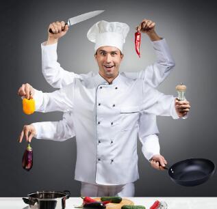 烹饪机器人
